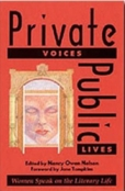 Private Voices Public Lives